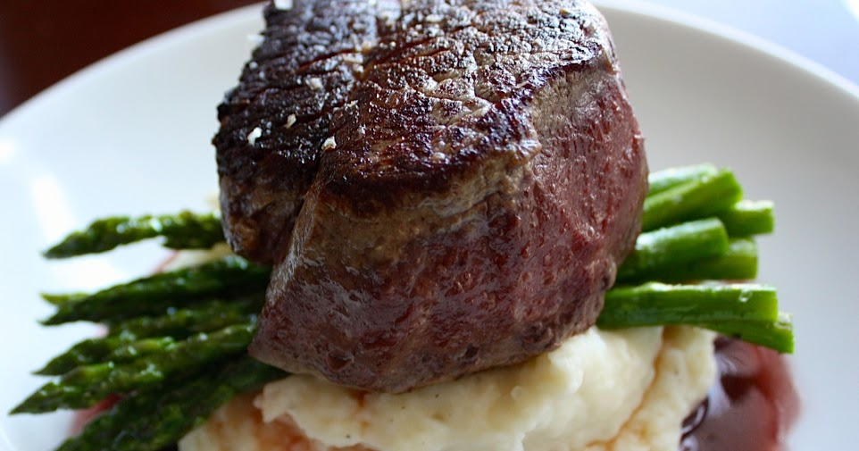 Have Her Over For Dinner Pan Seared Filet Of Beef With