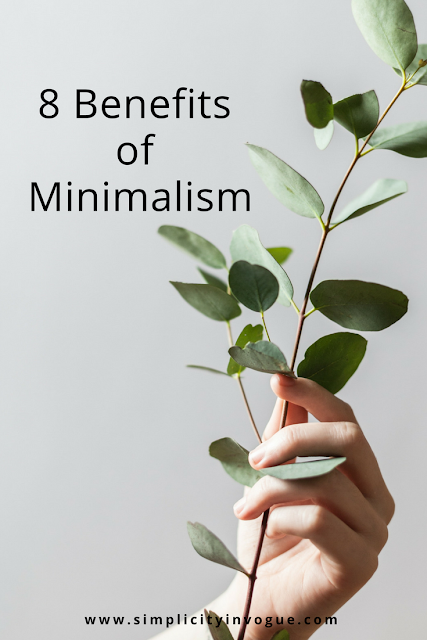 Simplicity in Vogue - ByAndreaB - 8 benefits of minimalism - marie kondo, clutter, how to get rid of clutter, zen, minimalist, minimal living, simplify, minimizing, simplifying, muslimah, modest style, intentional life, mindfulness, what is minimalism