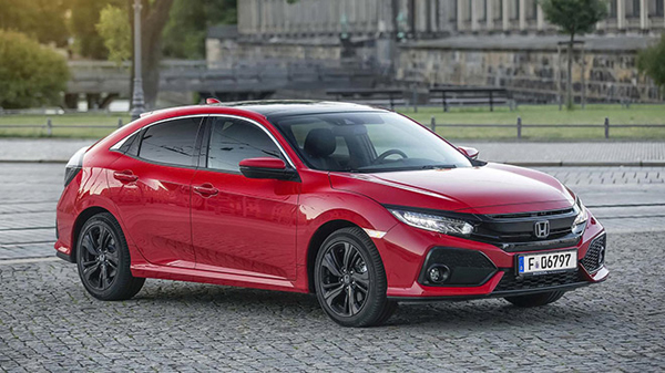 2018 Honda Civic - 2