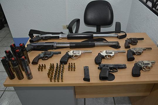 Lista de armas de fuego permitidas y que se pueden tener en tu casa
