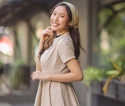 Amaris Annisa pemeran Keiko di Tukang Ojek Pengkolan (TOP)
