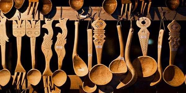 Foto din Muzeul Lingurilor de Lemn, Câmpulung Moldovenesc