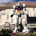 Pasiunea japonezilor pentru anime atinge o noua etapa - statuie de 18 metri expusa in Tokyo