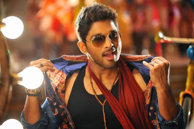 Allu Arjun Dancing