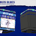 3D St. Louis Blues Scoreboard