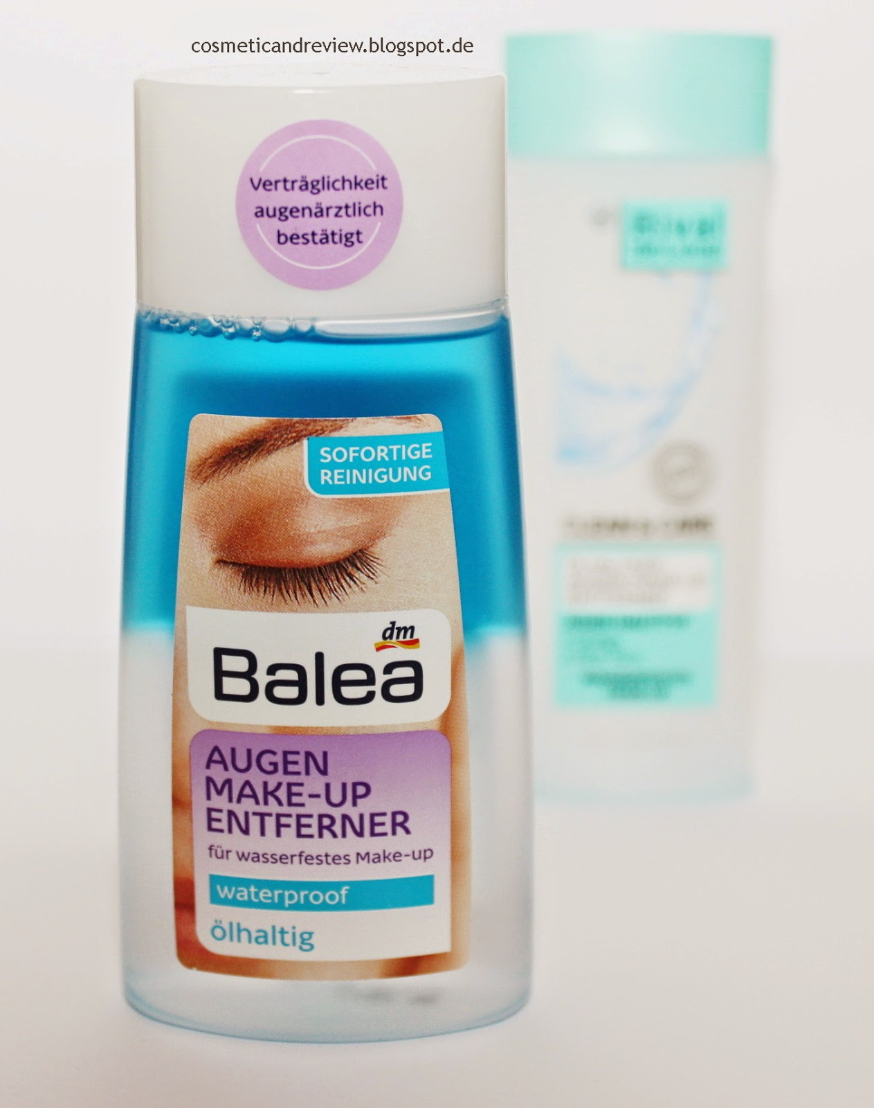 Wasserfestes Make Up Entfernen Cosmetic And Review Balea Augen Make Up Entferner Vs