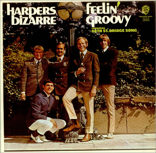 Jim Gordon Discography: Harpers Bizarre - Feelin' Groovy