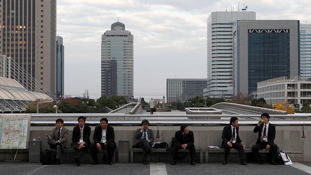 Vacaciones no deseadas: En Japón no saben qué hacer con su tiempo libre