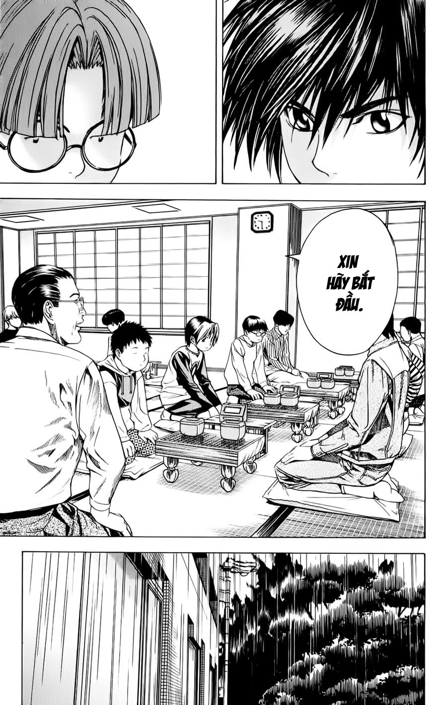 Hikaru No Go hikaru no go chap 84 trang 12
