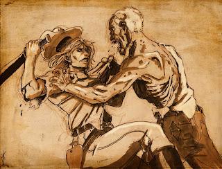 [Ayuda de Juego] Nuevas reglas de combate para Dark West