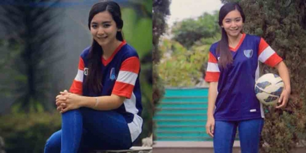 Intip Yuk, Cantik nya Dokter SepakBola Persib Bandung
