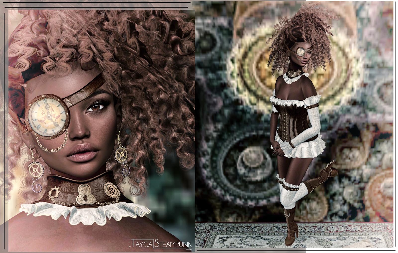 TS#306 Madame Steampunk