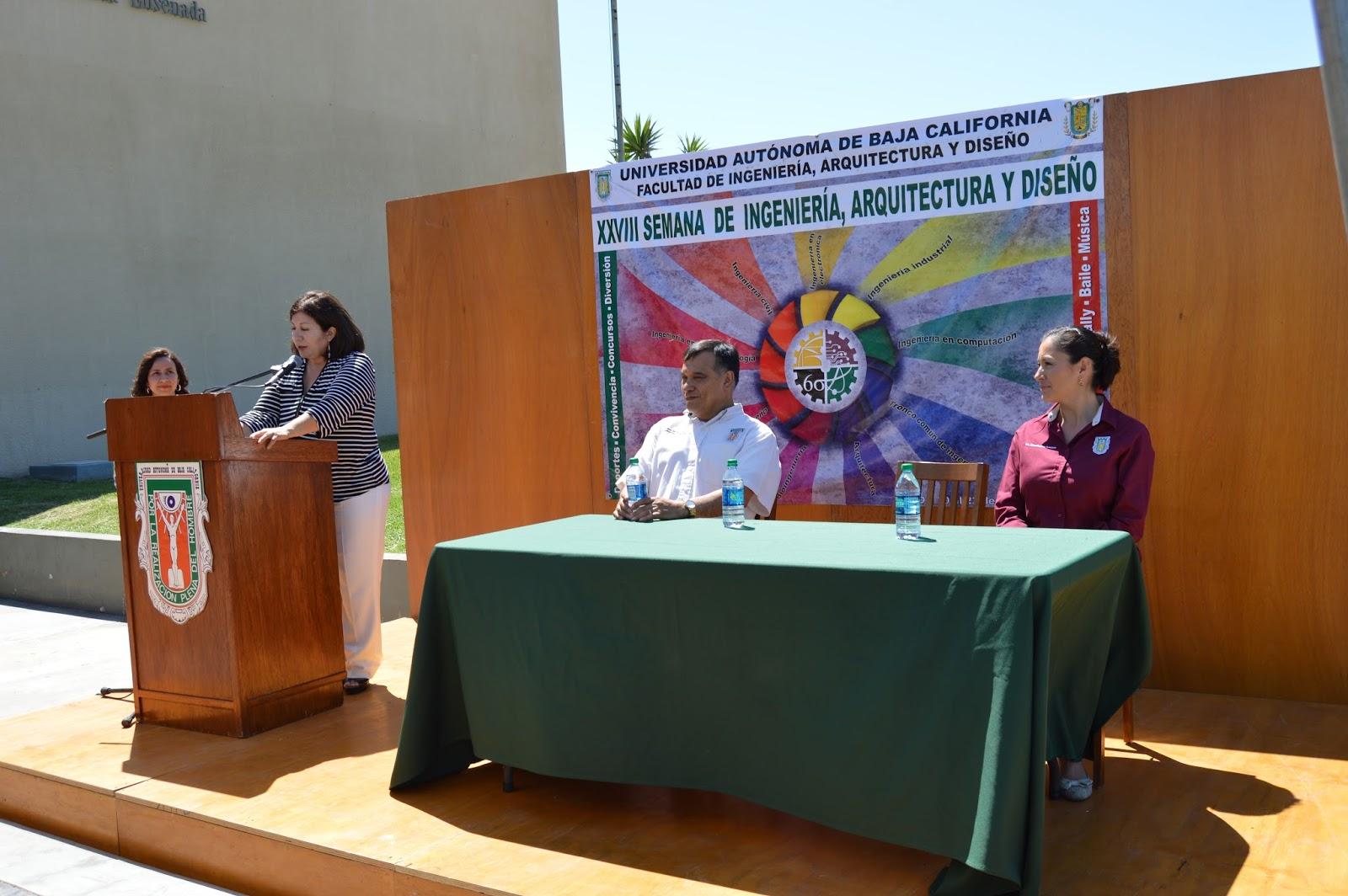 Rtnoticias celebran una edici n m s de la semana de Arquitectura y diseno uabc