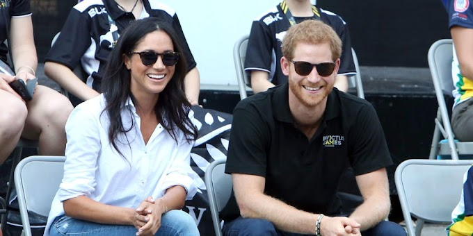 Royal family releases rare statement amid engagement rumors between Prince Harry and Meghan Markle