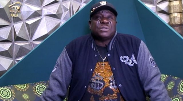 VIDEO: Mr IBU visits Big Brother Naija housemates enters ...