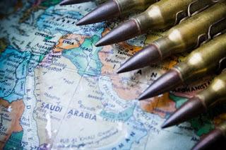 Arab Saudi VS Terroris Houthi Yaman Saling Rudal, WNI di Qatar Terancam - Commando