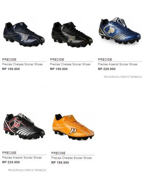 Download Image Daftar Harga Sepatu Bola Precise Terbaru PC Roid