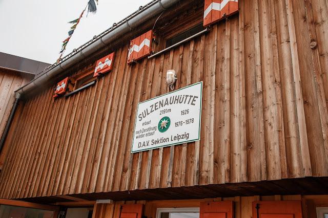 WildeWasserWeg  Dresdner Hütte - Sulzenau Hütte - Grawa Wasserfall  Stubaital 4