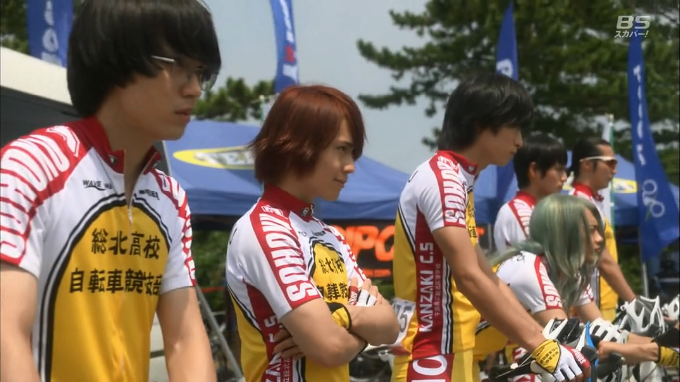 Yowamushi Pedal (2016) Subtitle Indonesia Episode 07 [END]