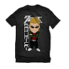fashion cowok fashioncowok T-Shirt Crows Zero Harumichi Chibi