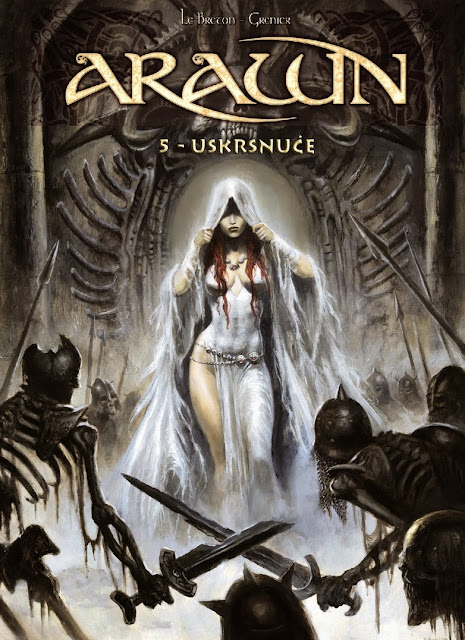 Uskrsnuce - Arawn