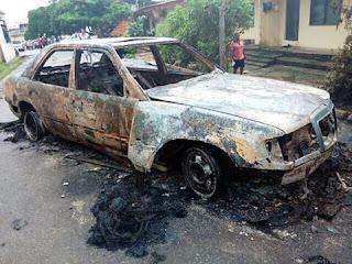 BREAKING NEWS: Three Die After Navy, Police Clash In Calabar (READ)