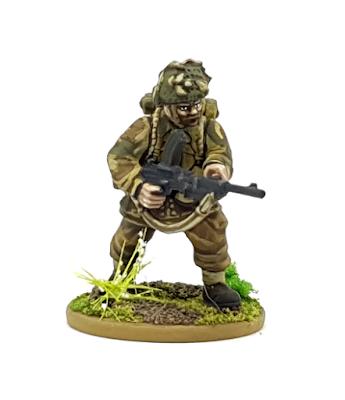 Polish Airborne Bren Gun