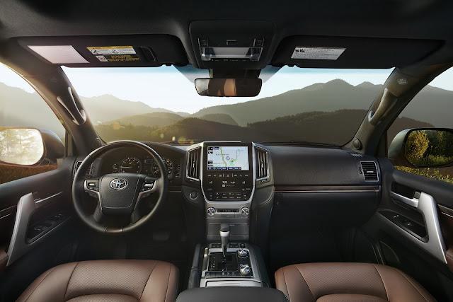 2019 Toyota Land Cruiser - MS+ BLOG