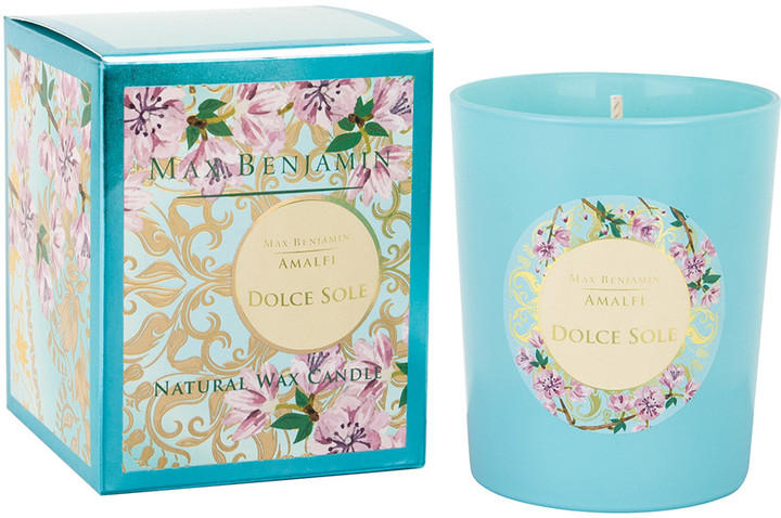 Max Benjamin Amalfi scented candle Dolce Sole