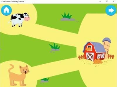 anak mempunyai keingintahuan alami tentang dunia di sekitar mereka Aplikasi sains untuk anak gratis di windows 10