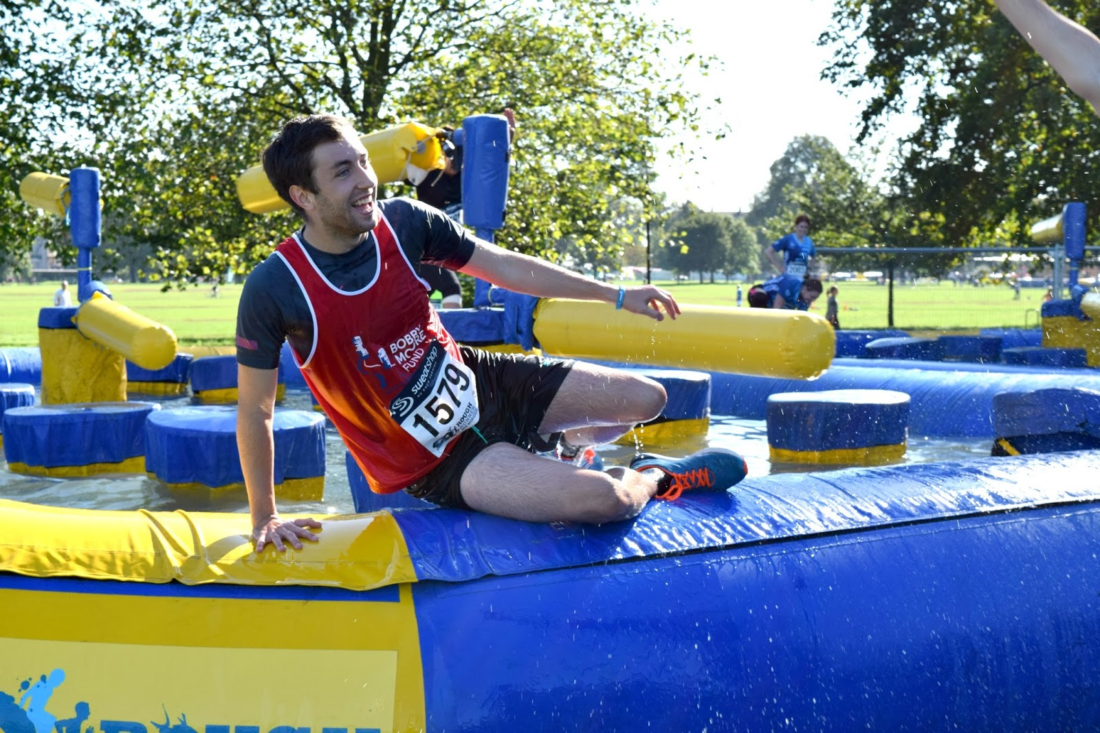 Rough Runner 2015 September London Clapham Common