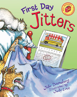 First Day Jitters on Amazon