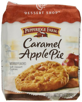 Pepperidge Farm Caramel Apple Pie Cookies