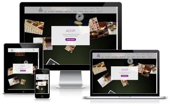 Adorlife - Website Redesign | WordPress