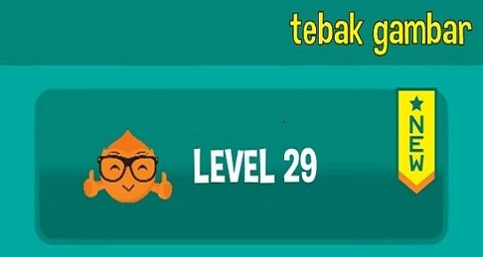 tebak gambar level 29