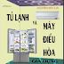 SÁCH SCAN - Tủ lạnh và máy điều hòa gia dụng (Nguyễn Đức Lợi)