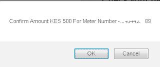 online-kplc-prepaid-token-confirmation