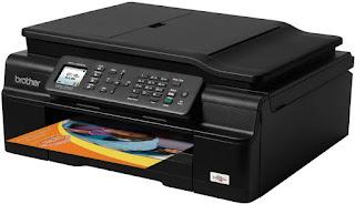 Brother MFC-J450DW Driver Printer Download