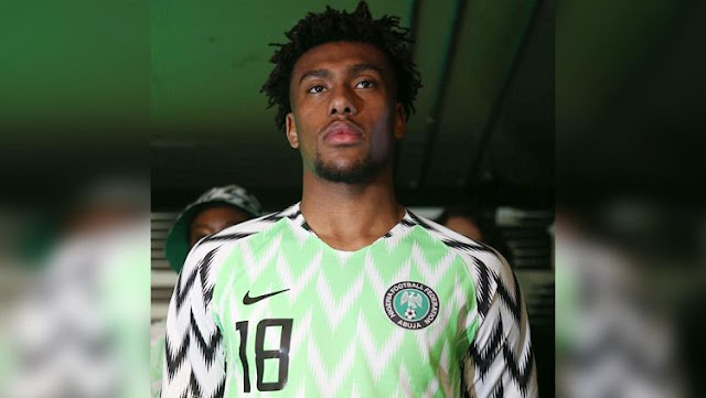 Nigeria akan menghadapi Inggris di Stadion Wembley