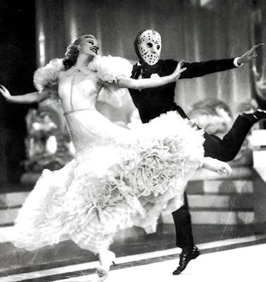 Jason Vorhees como Fred Astaire
