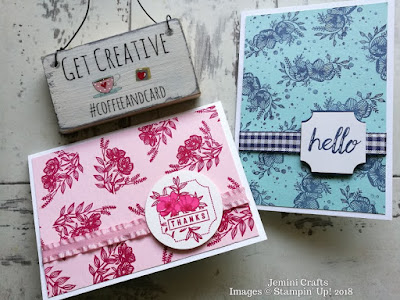 Beautiful Promenade stamp set on offer Jeminicrafts.co.uk