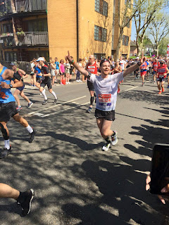 Virgin Money London Marathon Mile 11