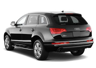 Audi Q7 Safety Features