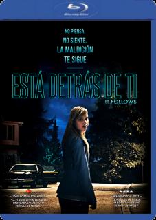 Está detrás de ti (2015) DVDRip Latino