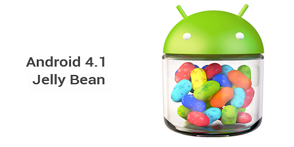 OS Android Jelly Bean