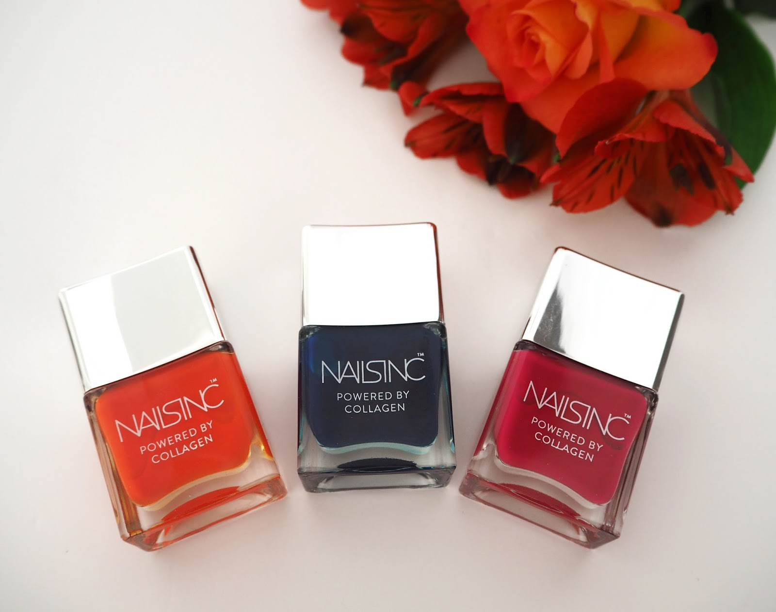 Loves List, September Favourites, Beauty Blogger, Nails Inc, Nails Inc Collagen, QVC Beauty, Nail Polish Review, Beauty Review