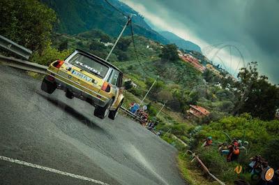 32 Rallye Villa de Santa Brígida