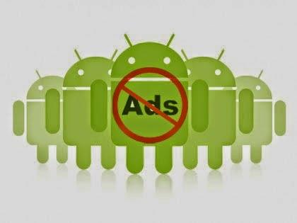 Menghilangkan Iklan di Android Tanpa Root