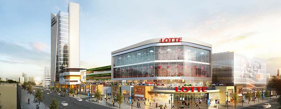 Dự án Lotte Mall Ciputra Hanoi