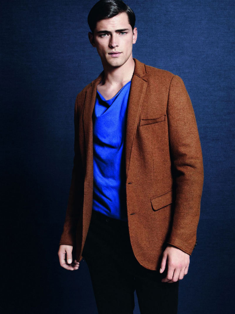 White Mercedes Benz >> : Zara Man Fall 2011